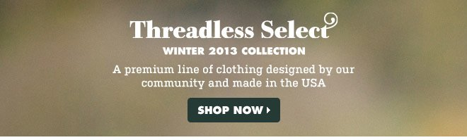 Shop the Select Winter Collection