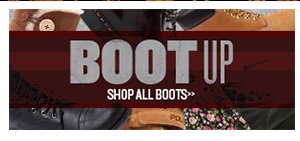 Boot Up: Shop All Boots