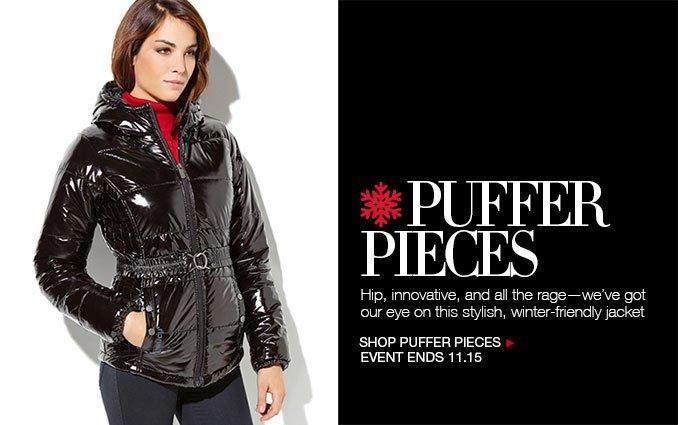 Shop Puffer Jackets for Women
