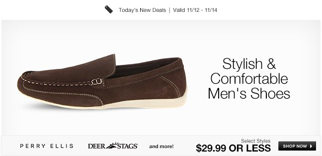 Stylish and Comfortable Men's Shoes