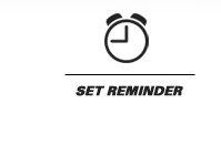 Set Reminder