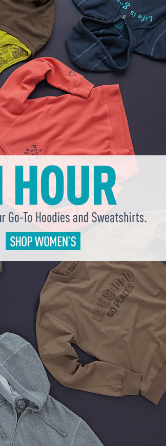Shop Women's Hooded Sweatshirts