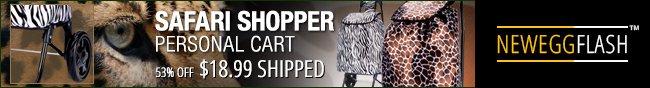 Newegg Flash - Safari Shopper Personal Cart.