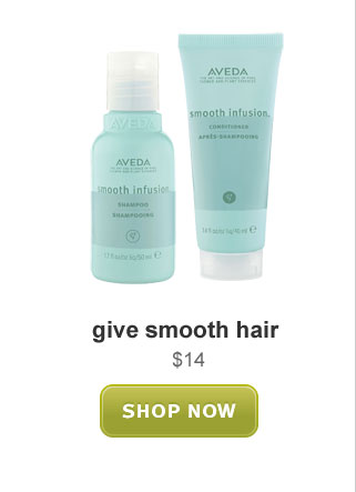 give smooth hair. shop now.