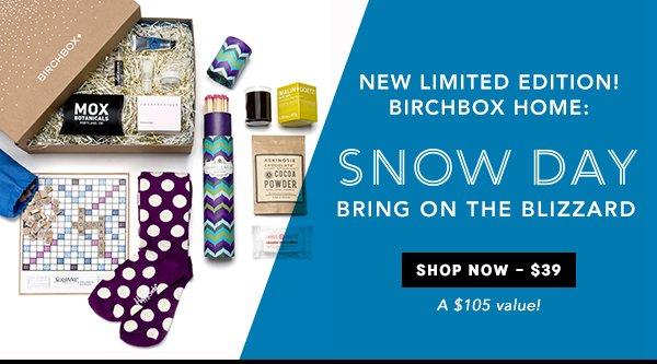 Limited Edition Birchbox