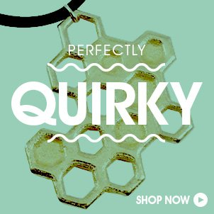 Jewelry-Quirky
