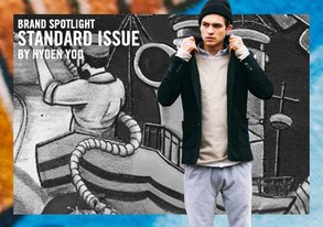 Shop NEW: Standard Issue by Hyden Yoo