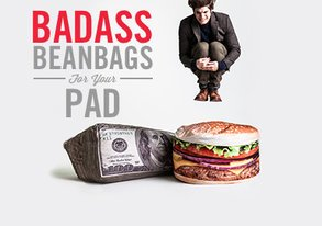 Shop Badass Beanbags for Your Pad