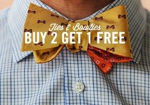 Shop Ties & Bowties: 100+ Styles