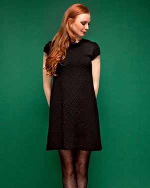Leota Trapeze Dress Made In USA