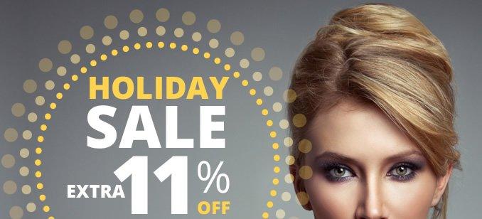Pre-Holiday Sale at FragranceX.com
