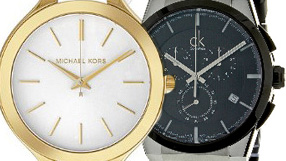 Calvin Klein and Michael Kors Watches