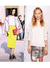 Metallics - Fresh Styling Ideas