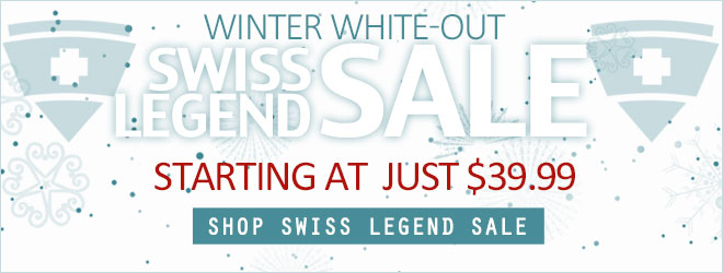 Swiss Legend Sale