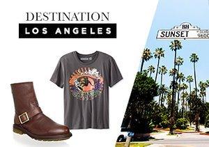 Destination: Los Angeles