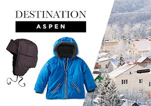 Destination: Aspen