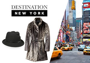 Destination: New York