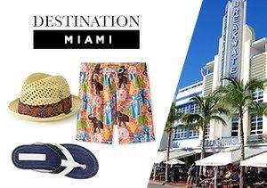 Destination: Miami