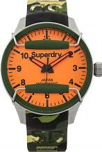 Men's Superdry Scuba Camo