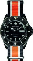 Men's Oxygen Diver Vintage Black Cat