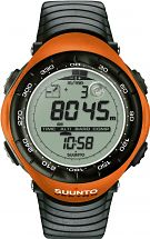 Men's Suunto Vector Orange Alarm Chronograph