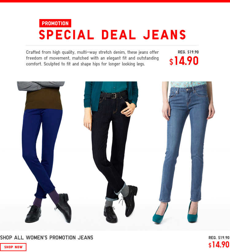 SPECIAL DEAL JEANS