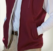 Fleece Vest $21.99 each