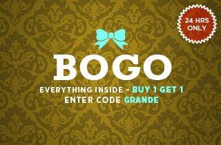 Big BOGO time! Click here!