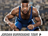 Check out the Jordan Burroughs Elite Tour Schedule - Promo B