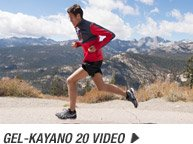 Watch the GEL-Kayano 20 Video - Promo A