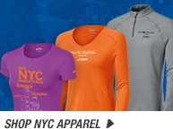 Shop the 2013 ING New York City Marathon Collection - Promo C