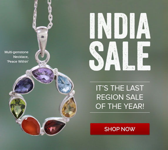 India SALE - It's The Last Region Sale Of The Year! Shop Now