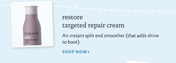 Buy Living Proof Restore Targeted Repair Cream