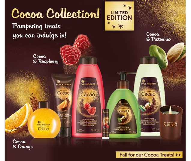 Cocoa Collection!