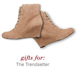 Click here to shop gifts for the trendsetter.