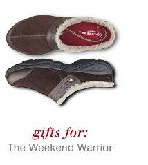 Click here to shop for the weekend warrior.