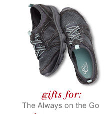 Click here to shop gifts for always on the go.
