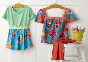 Stock Up on Spring: Girls' Clothes