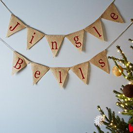 Jingle Bells Banner