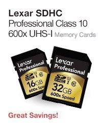 Lexar SD 600X