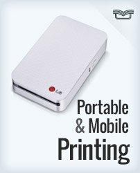 Portable and Mobile Printing