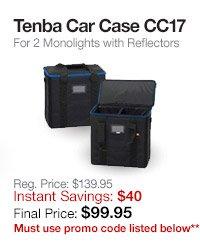 Tenba Car Case