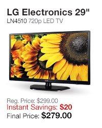 LG LN4510 TV