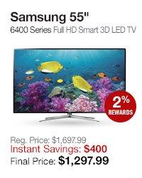 Samsung 6400 Series TV