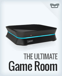 The Ultimate Game Room