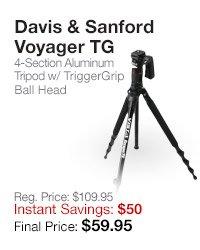 Voyager TG Tripod
