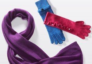 Bold Hues: Hats, Gloves & Scarves