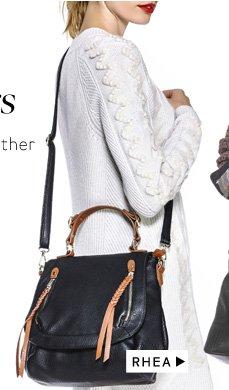 Modern Messengers: Shop Rhea