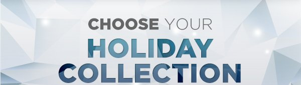 Holiday Tiered Offer