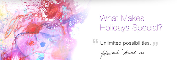 What Makes Holiday Special
